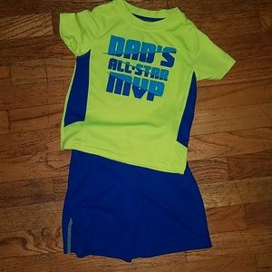 Boys 2 pc. Outfit